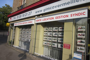 Logo GIMCOVERMEILLE CONFLANS TRANSACTION LOCATION GÉRANCE